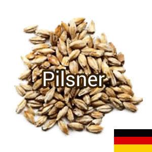 Солод Pilsner (базовый), Ireks 1кг