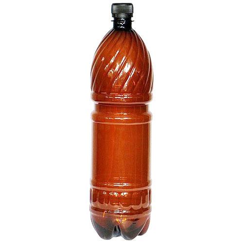 Бутылка ПЭТ коричневая 1,5 л